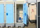 NO.3254 新棟仮設トイレ 和式簡易水洗