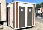 NO.4237 洋式水洗トイレ&シャワーハウス1.3坪タイプ<br>※現品限り